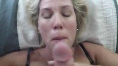 Amateur slut posing in see through underwear